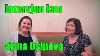 Intervjuo: Arina Osipova