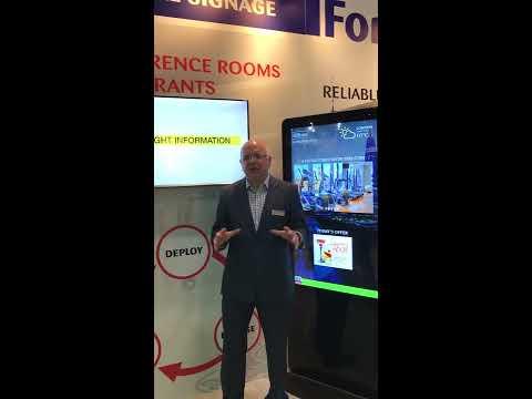 Introducing Digital Signage Screens