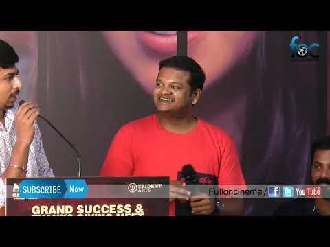 Music Director Gibran About His BGM In Raatchasan At Success Meet - FullOnCinema