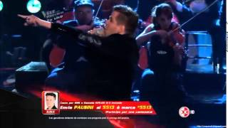 Kike Jimenez - Love me again (La Voz Mexico 4 Final)