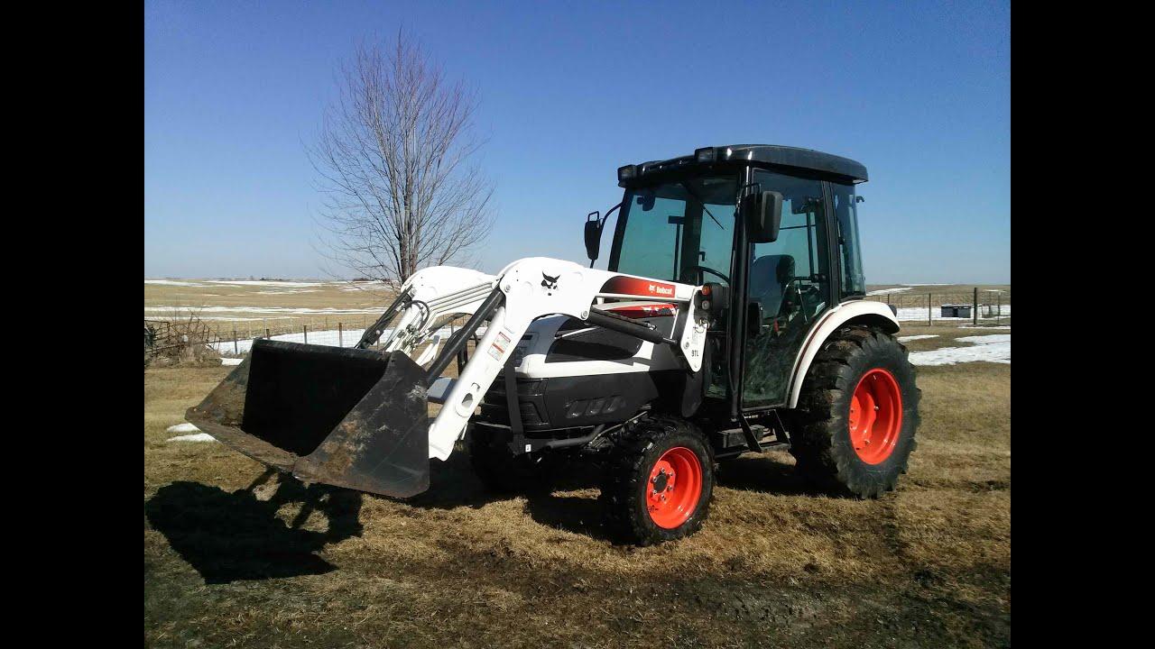 2012 Bobcat CT445B Tractor selling on BIGIRON com !