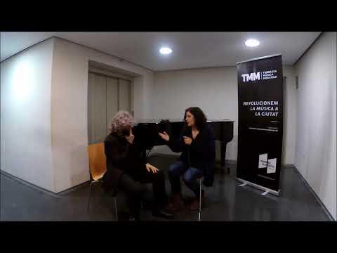BACKSTAGE TMM #02 – Entrevista / Interview – MAYTE MARTÍN. 14/04/2018