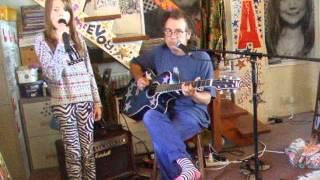 Baltimora - Tarzan Boy - Accoustic Cover - Danny McEvoy ft. Jasmine Thorpe