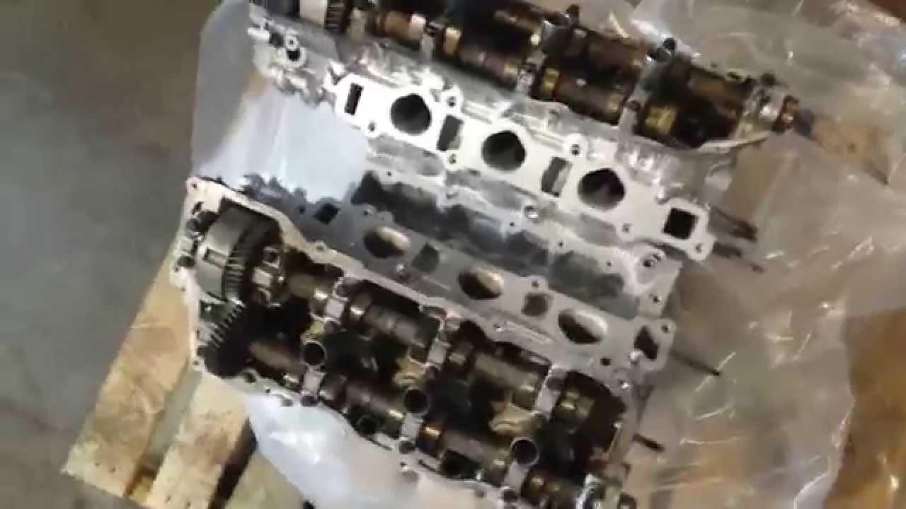 Toyota Tacoma Engine   L  Cylinder