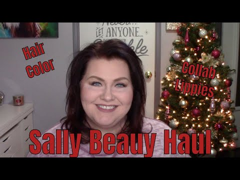 Sally's Beauty Supply Haul…Hair Color..Collab | Trish Oliver | BeautyByTrishOliver | 50+ Beauty