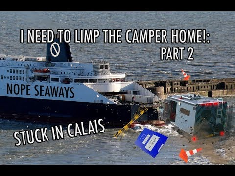 I Need To Limp The Camper Home!: PART 2