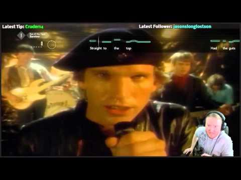 Survivor - Eye of the Tiger (Guitar Hero:...