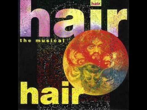Su Kramer  Aquarius  with The Broadway Matadors HAiR