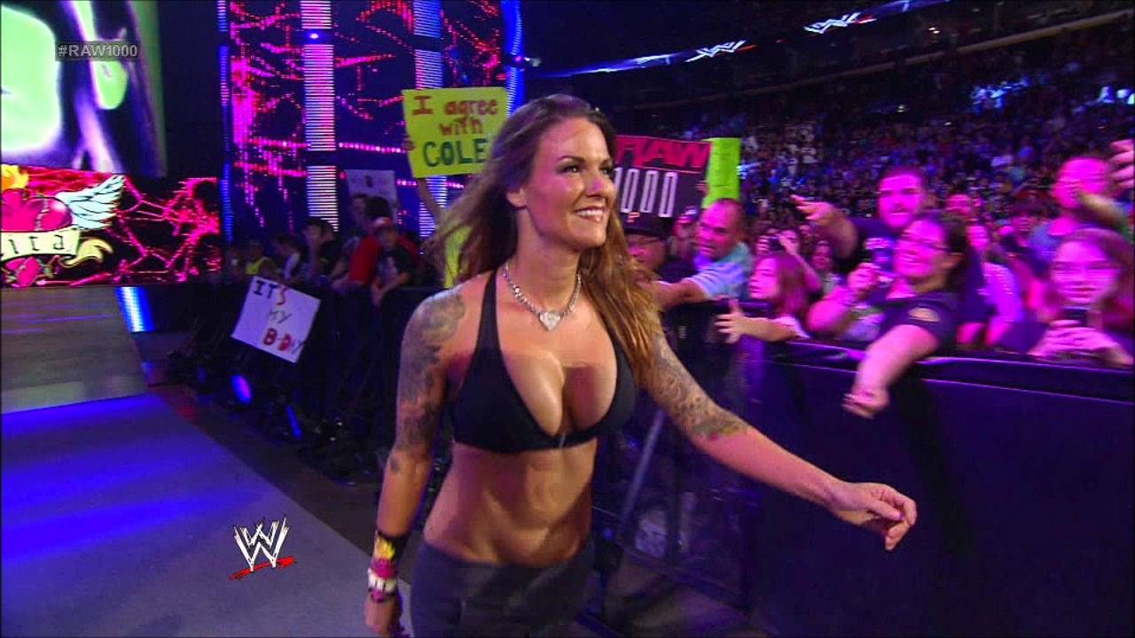 """WWE: Lita 7th Theme Song - """"LoveFuryPassionEnergy"""" - YouTube"""