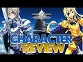 Brand New Alicization Characters! Eugeo and Alice Review! Sword Art Online: Memory Defrag
