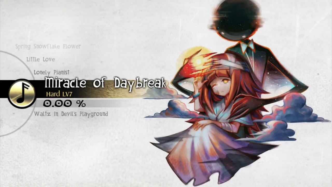 Deemo 3.1 - WhiteCapella - Miracle of Daybreak