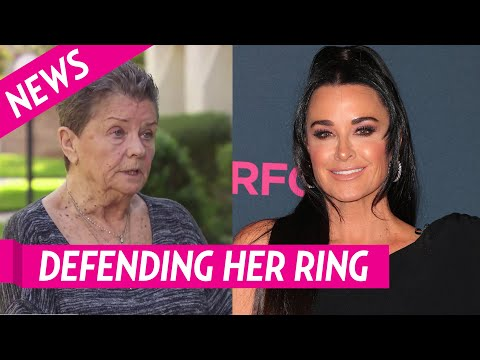 The Woman Wearing Kyle Richards' Stolen Ring Speaks Out