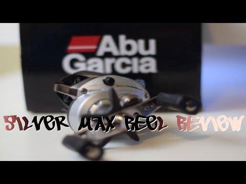Abu Garcia Silver Max Baitcaster Review