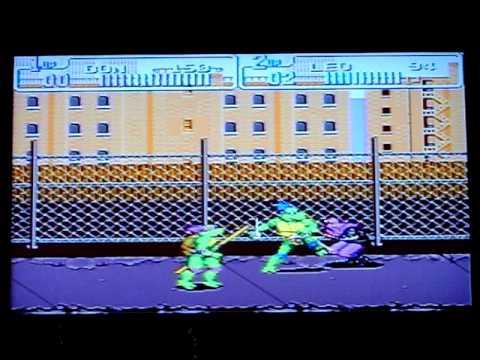TMNT 4 Turtles in Time: Alleycat Blues