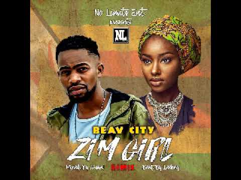 Beav City - Zim Girl [Dotman - African Girl Cover feat Mr Eazi Cover] (Official Audio)