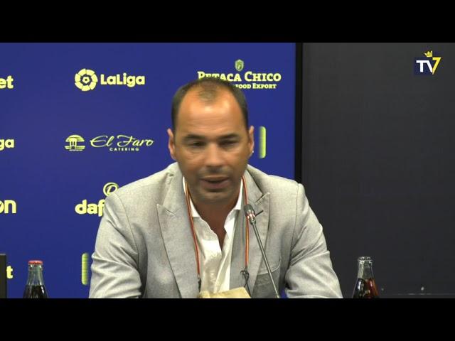 Santiago Arzamendia, ¡presentado en Carranza!