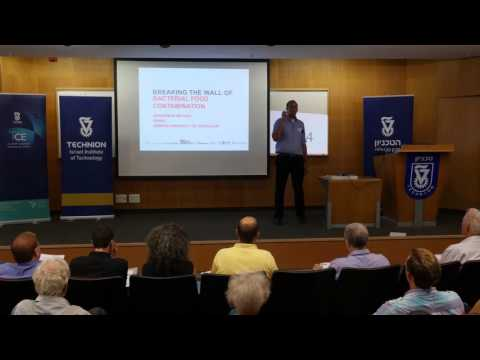Falling Walls Competition at Technion-Israel Institute of Technology