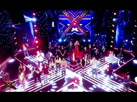 Las 17 mejores voces hicieron mover el escenario | Noche de eliminación | Factor X Bolivia 2018