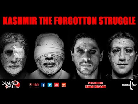 Kashmir The Forgotten Struggle - Straight Talk