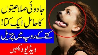 Magical Dog | Girl Dog | The Dog With Magical Powers | Muslim Teacher