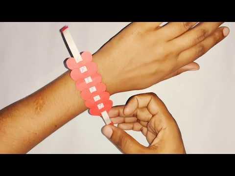 DIY Friendship Bracelets: Friendship Band for friendship day, How to make Bracelet/Belt at Home