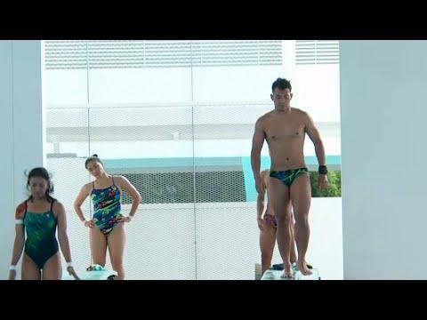 Timnas Loncat Indah Mantapkan Diri Jelang Asian Games 2018