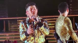 Download Lagu Jonas brothers perform 5 more minutes at the Grammys MP3