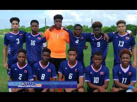 Aaron Lugo on U15 Boys CONCACAF Game Three Draw
