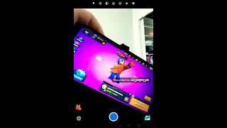 Игра в Бравл Старс с телефона Парное одиночное столкновение игра за Эль Примо горячего мексиканца