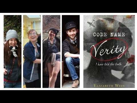Bibliomancy for Beginners Season 2: Ep. 3. Code Name Verity by Elizabeth Wein