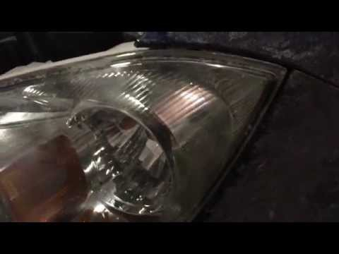 How To Replace A Headlamp In Chevrolet Cobalt Or Pontiac