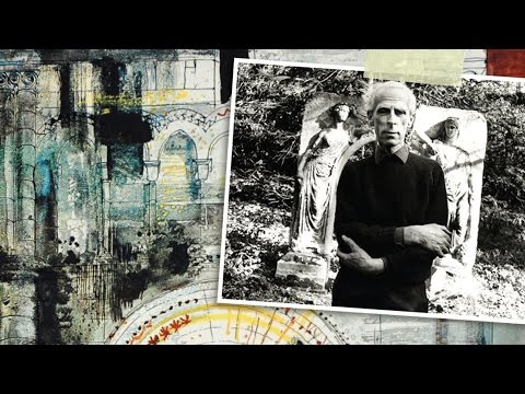 John Piper 'An Empty Stage' feature film