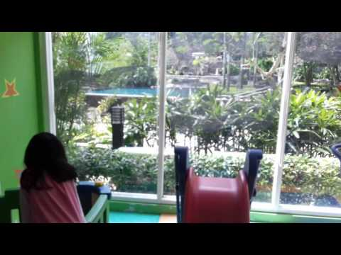 Kids playground di Aston Hotel BNR Bogor