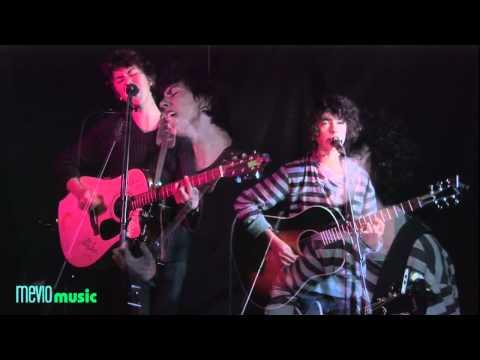 "Nat & Alex Wolff - ""Illuminated"" - Live in Studio B - Mevio Underground"
