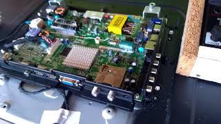 Tv Semp DL3975i(A) não liga só piscando led verde