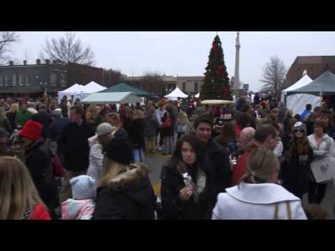 Dickens of a Christmas in Franklin, Tennessee