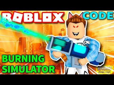 Roblox | KIA PHUN LỬA PLASMA THIÊU RỤI CẢ KHU PHỐ - Burning Simulator (Code) | KiA Phạm