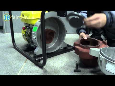 Мотопомпа для грязной воды Кентавр ЛБМ 80 ГКР