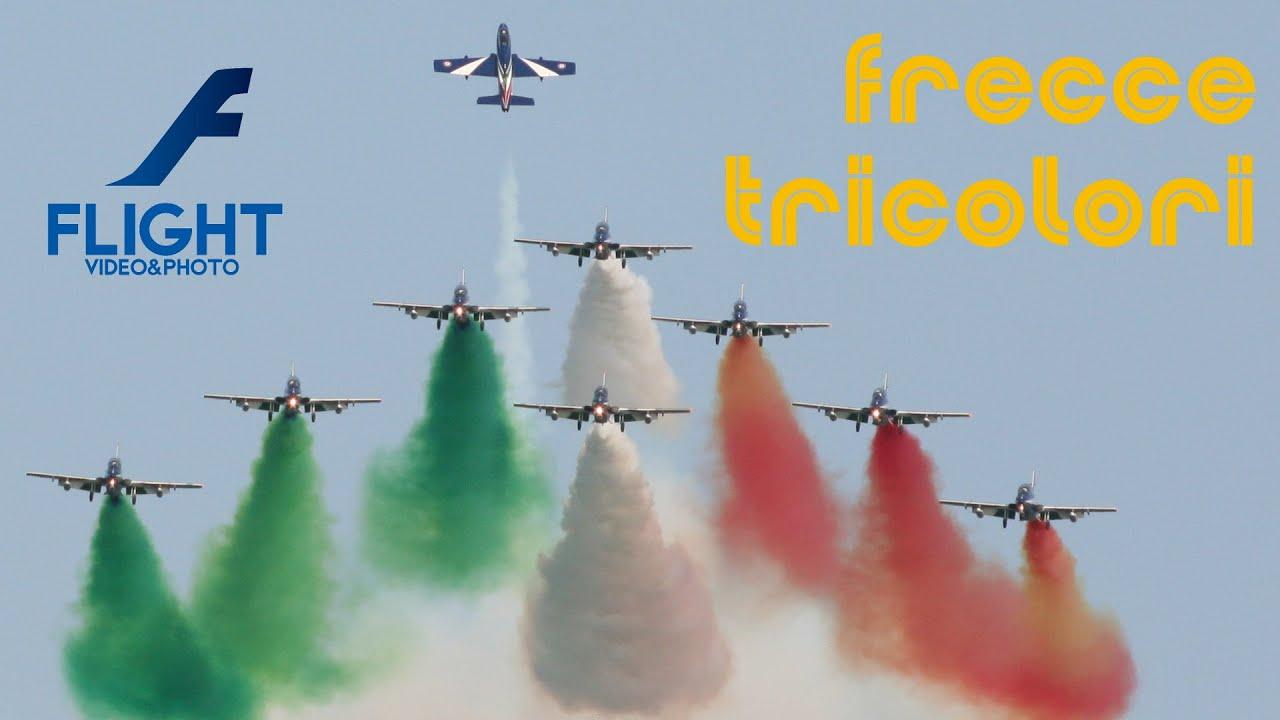 Frecce Tricolori Youtube