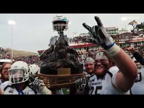 Montana State 2016-17 Season Highlight Video