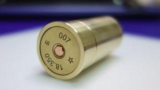 Мехмод Гильза(Небольшой обзор мини мехмода из Самары. Выполнен из бронзы, имеет длину 46мм и диаметр 22мм., 2014-04-23T11:07:50.000Z)