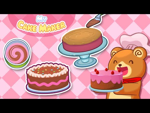 cake maker game download for android