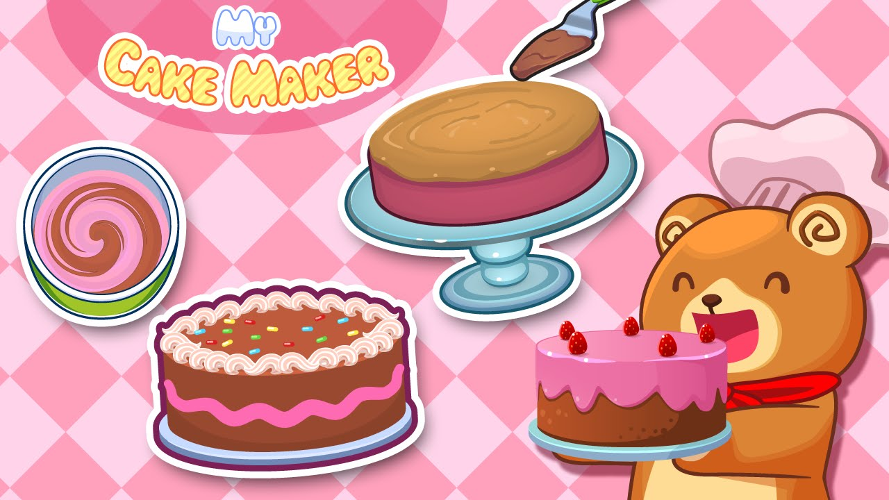 My Cake Maker Food Making Game For Iphone And Android Youtube