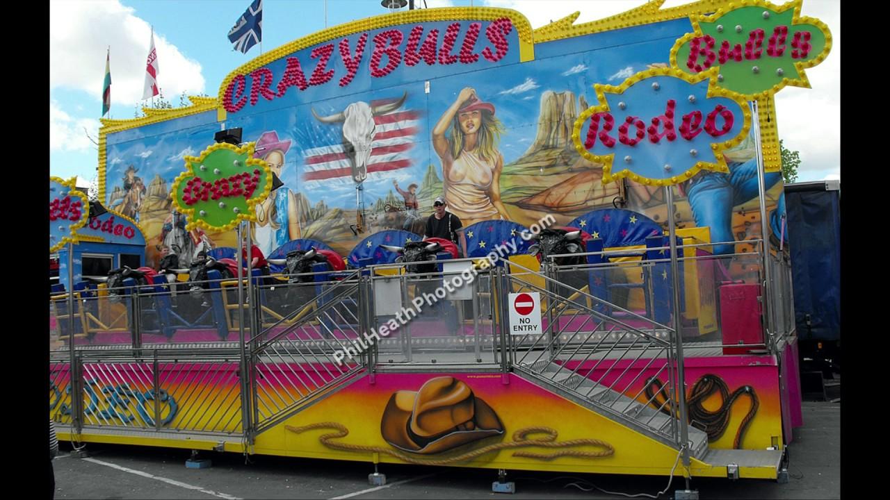 Boston Fun Fair, Lincolnshire England 12th May 2012 - YouTube