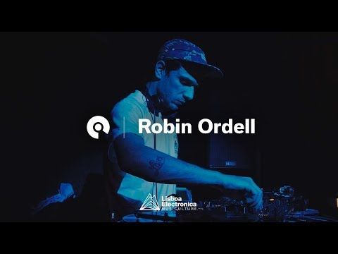 Robin Ordell @ Lisboa Electronica 2018 (BE-AT.TV)