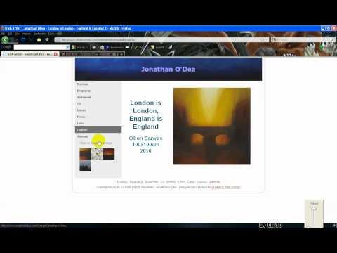 Joomla 1.5 - Adding A Thumbnail Menu