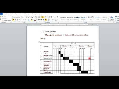 Cara Membuat Sekripsi Bab 1 Lengkap Full Pendahuluan Latar