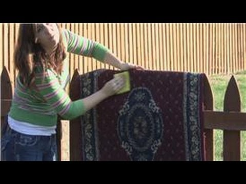 Housecleaning & Home Maintenance : How to Clean Wool Carpet