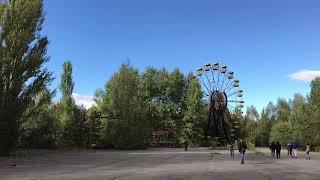 Чернобыль. Зона отчуждения 32 года спустя( Трейлер)