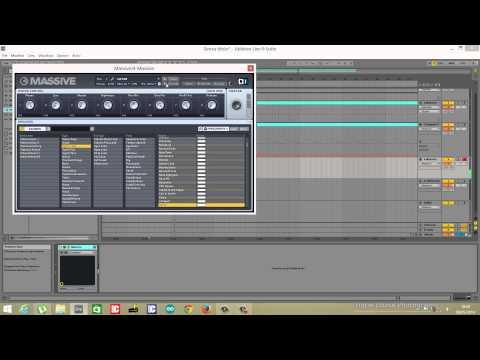 Tutorial creare canzone BIGROOM da zero (Mark Walter)